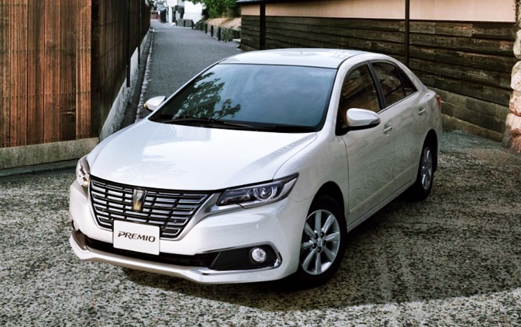 Toyota Premio 2019 Price In Pakistan Review Full Specs Images