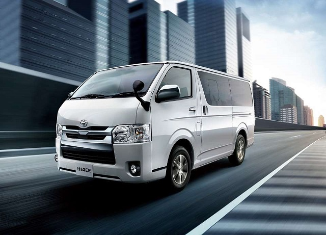 Toyota Hiace 2019 Price in Pakistan, Review, Full Specs & Images