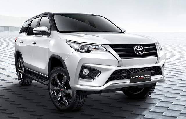 toyota fortuner 2020 price in pakistan  review  full specs  u0026 images