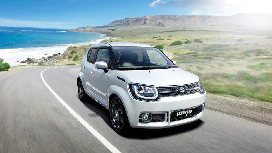 Suzuki Ignis 2018 Price In Pakistan Review Full Specs Images