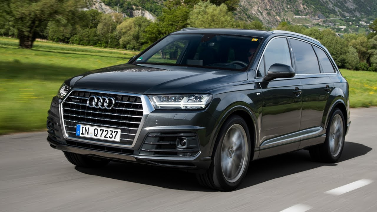 Audi Q7 2019 Price In Pakistan Review Full Specs Images