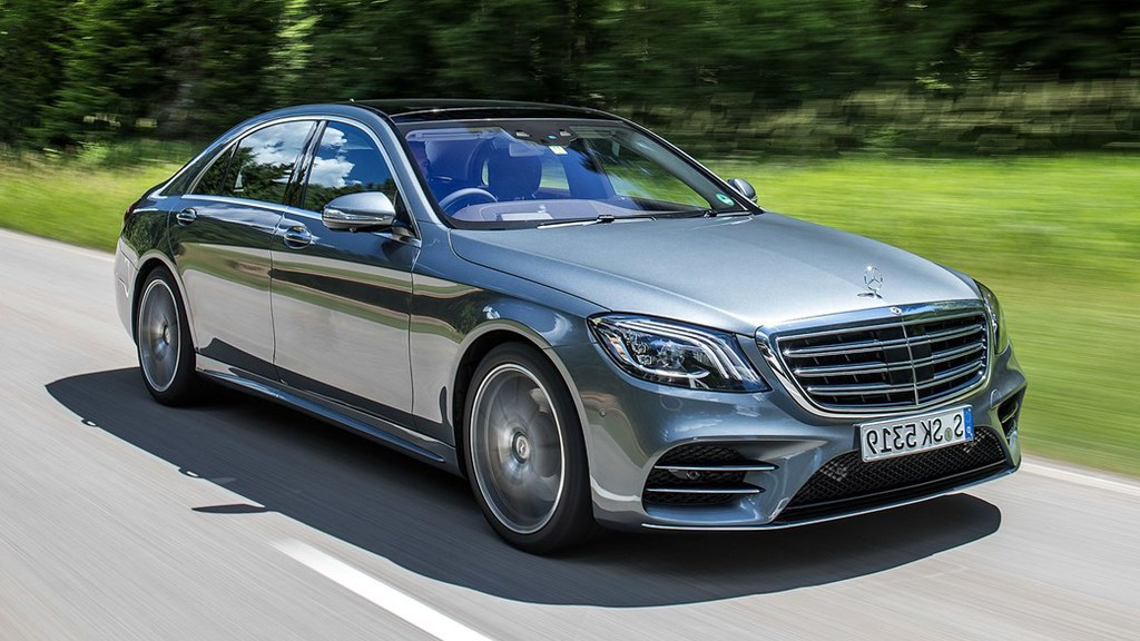 Mercedes Benz S Cl 2018
