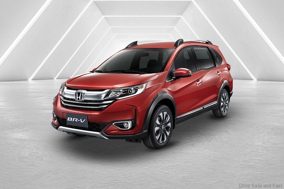 Honda BR V 2020 Price in Pakistan, Review, Full Specs & Images