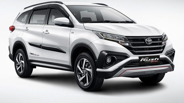 Toyota Rush 2019 Price In Pakistan Review Full Specs Images