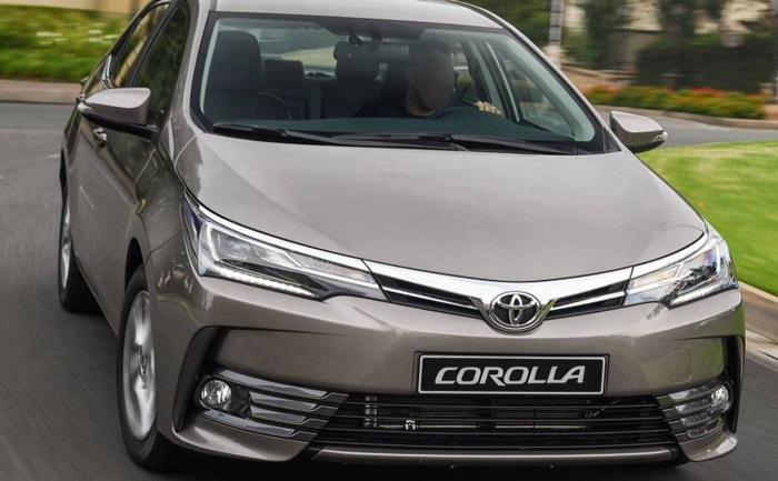 toyota corolla gli 2012 specifications in pakistan